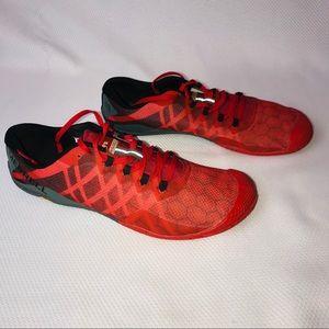 Merrell Vapor Glove 3 Molten Lava Running Shoes 11